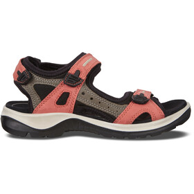 ECCO Offroad Chaussures Femme, apricot/dark clay